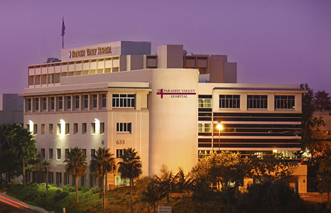 paradise valley hospital san diego