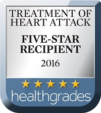 healthgrades 5-star recipient